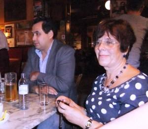 Clara Urzi and Otto Ortega-Morales, Vienna 2011